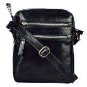 Zunash  genuine leather cross body sling bag