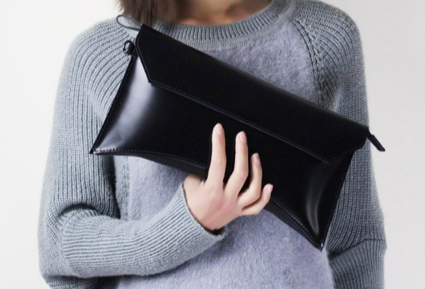 Leather Womens Clutches