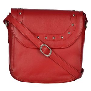 ZNP-025-1 ZNP-025-2 ZNP-025-4 ZNP-025-5 Zunash Kitty Hand Bag Red