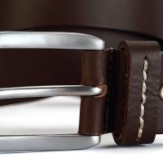 zunash oil pull leather belt