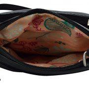 5015 Zunash indigo black bag1
