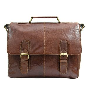 Zunash Cambridge leather Bag
