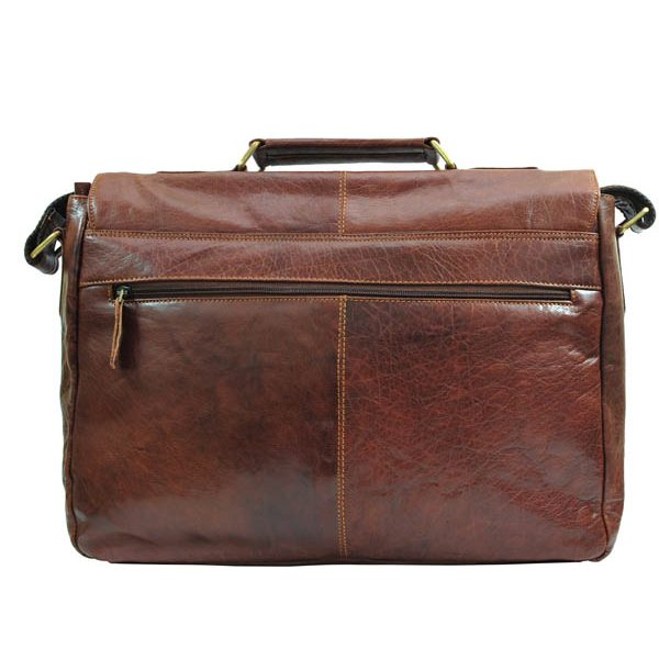 Zunash Cambridge leather Bag