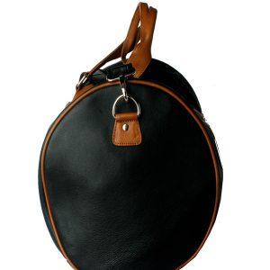 zunash leather duffel Bag Roma