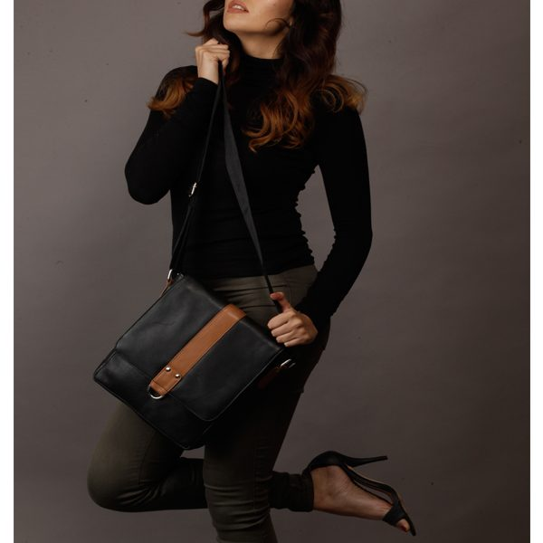 Women Leather Sling Bags