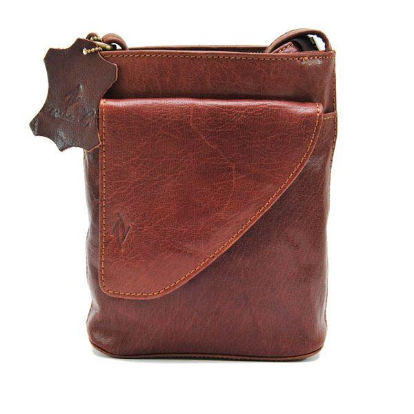 Zunash Leather Apex Sling Bag