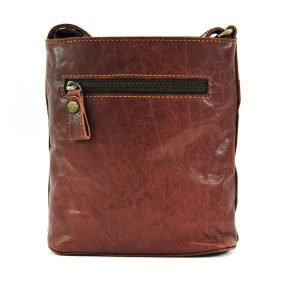 Zunash Leather Apex Sling Bag