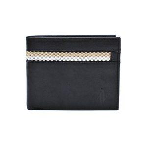 Zunash Leather Tom Grey Strop wallet