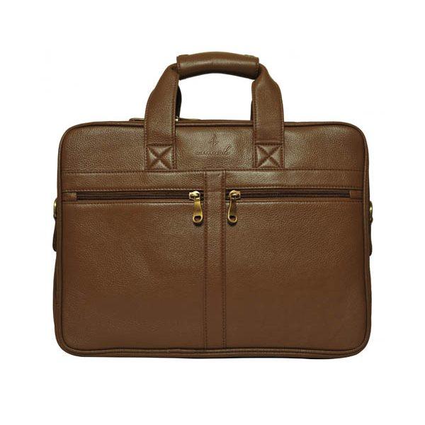 Zunash esteem Leather Bag