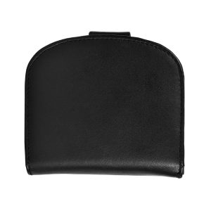 Zunash Ladies leather Zipper Wallet-BK
