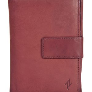 Zunash Leather Unisex Notebook-Brown