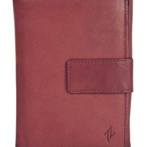Zunash Leather Unisex Notebook-Brown