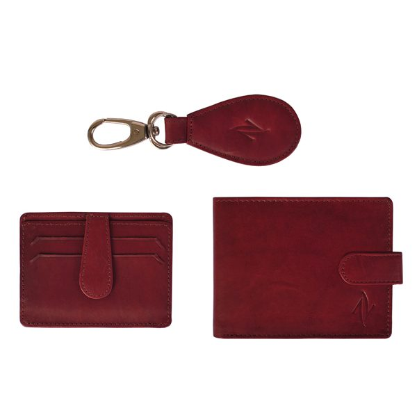 Zunash Leather Gift Set