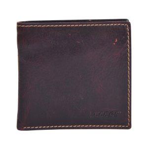Zunash LRF Leather Wallet -BN