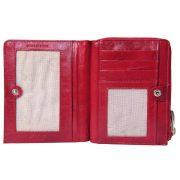 Zunash LRF Leather Desginer Clutch SM - RED