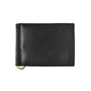 Zunash leather money clip wallet