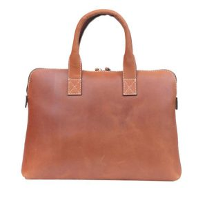 Zunash Leather Laptop Sleeve Bag
