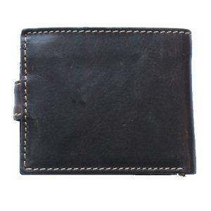 Zunash Leather Wallet Brown