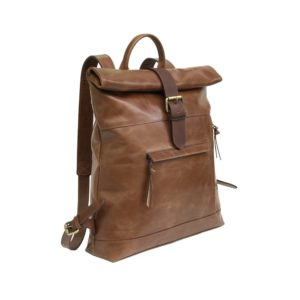 Samiarah By Zunash unisex Leather unisex Backpack