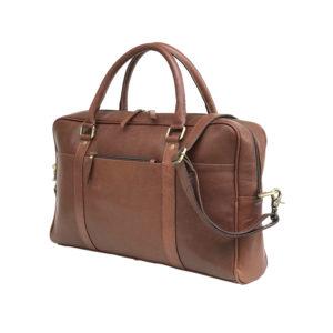 Zunash Leather-laptop bag-ZBG-0242-U-RB