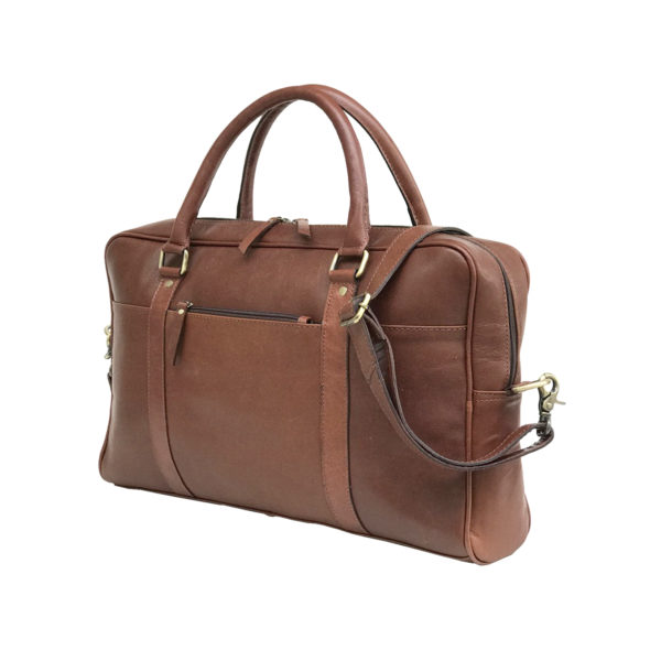 Zunash Leather-laptop bag-ZBG-0242-U-RB