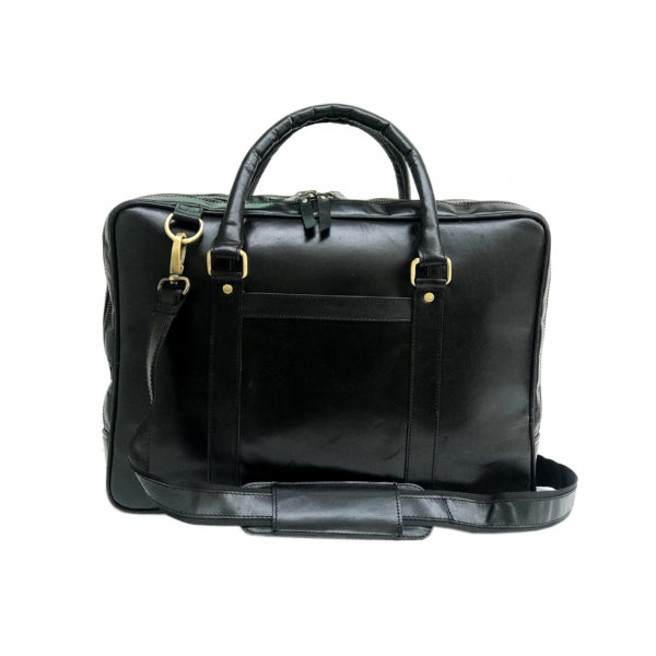 Zunash Leather Laptop Bags