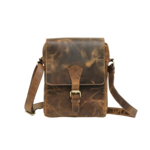 Zunash Leather-Messenger-Sling-ZSB-0127-U-TN-0