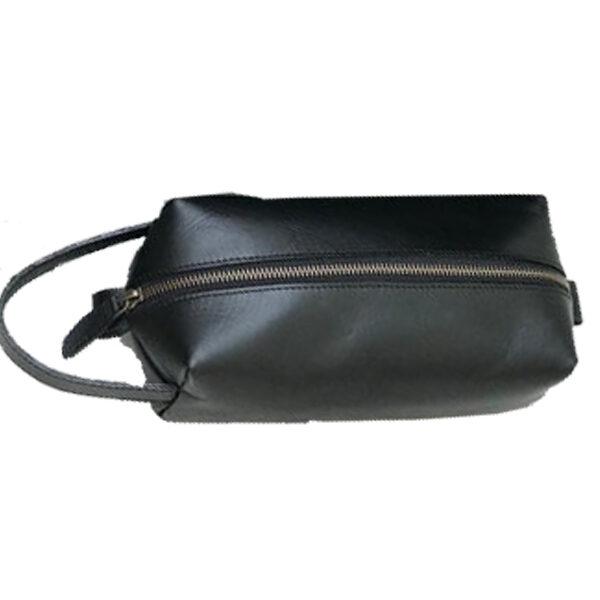 Zunash Sporty Leather Toiletry bag