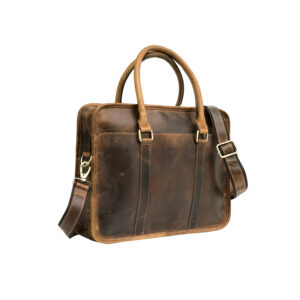 zunash Marshal Leather Bag-5
