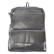 Zunash Leather Solo Backpack
